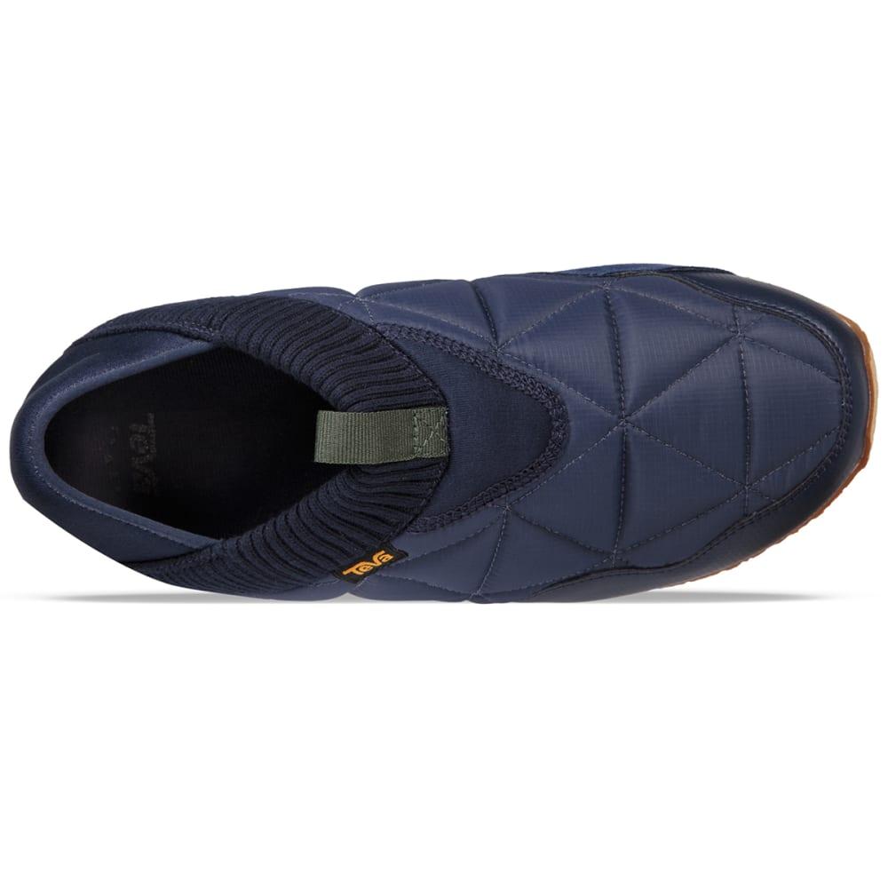 TEVA Men's Ember Moc Travel Shoes - MIDNIGHT NVY-MDNV