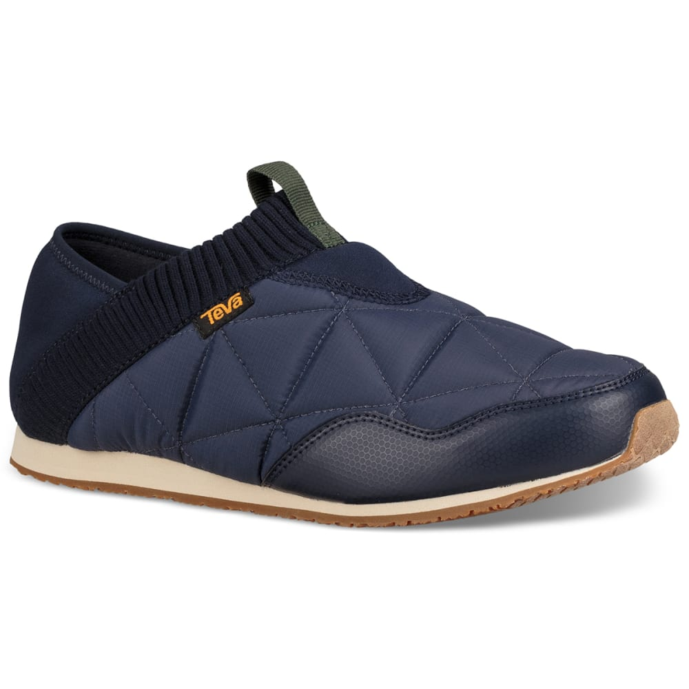 TEVA Men's Ember Moc Travel Shoes - MIDNIGHT NVY-MDNV