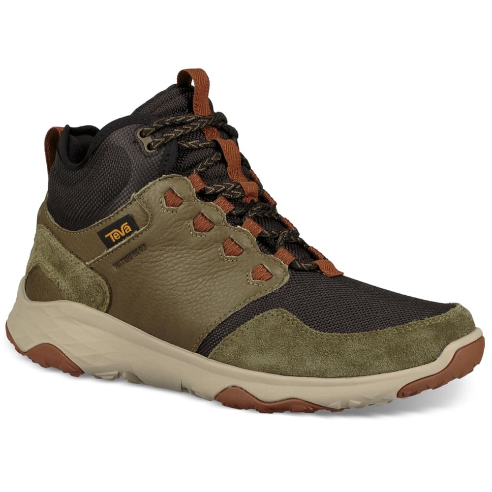 TEVA Men's Arrowood Venture Mid Waterproof Boot 9