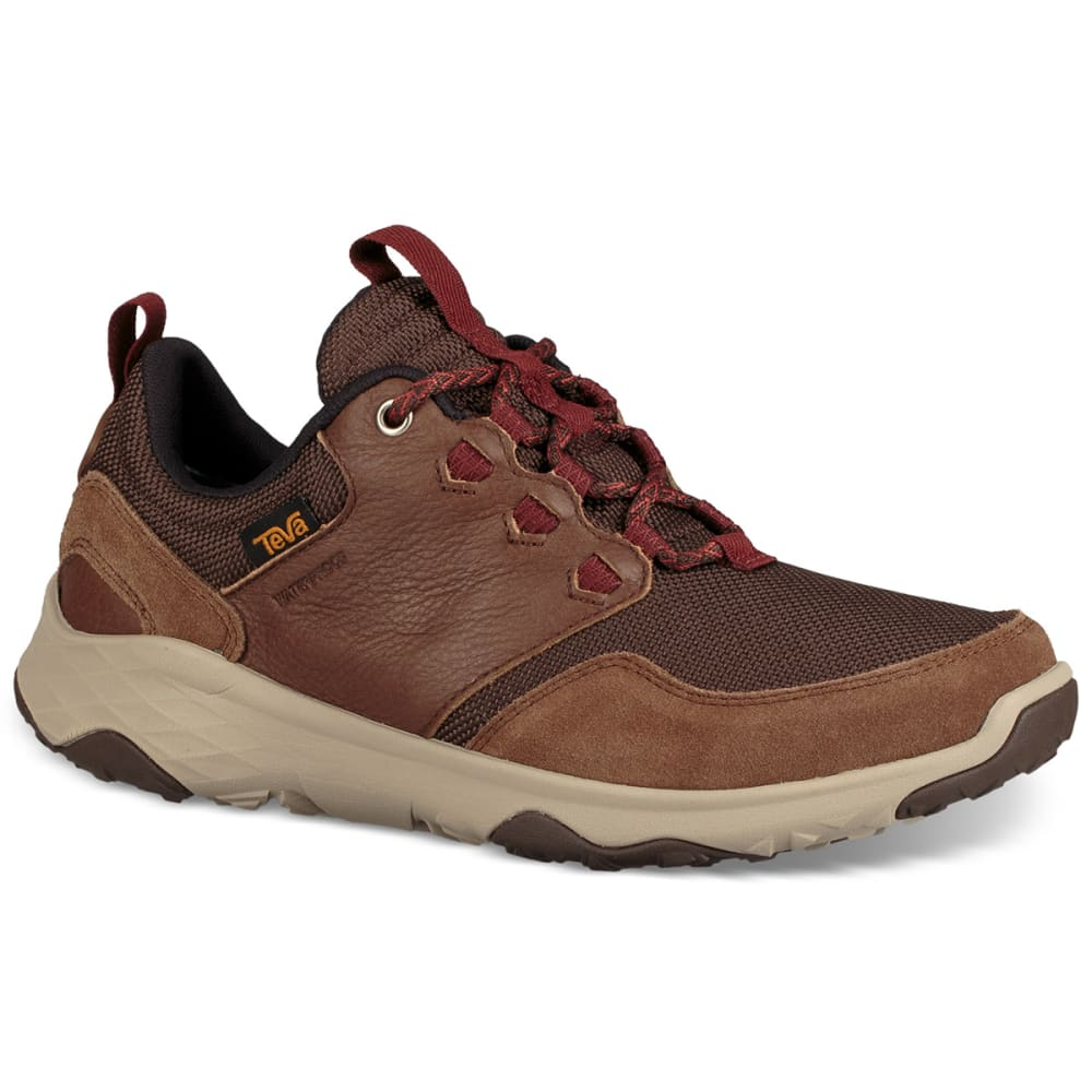 TEVA Men's Arrowood Venture Waterproof Sneaker Boot - BISON-BIS