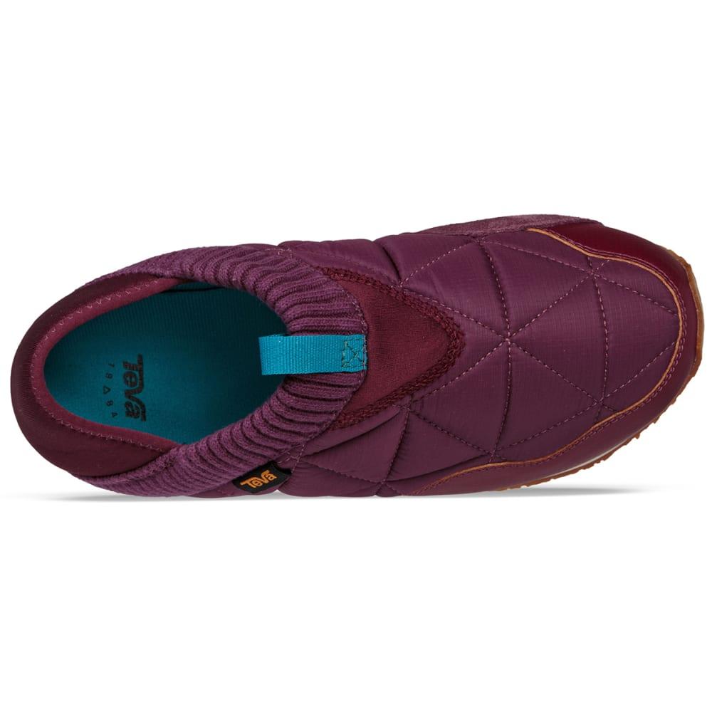 TEVA Women's Ember Moc Travel Shoes - FIG-FIG