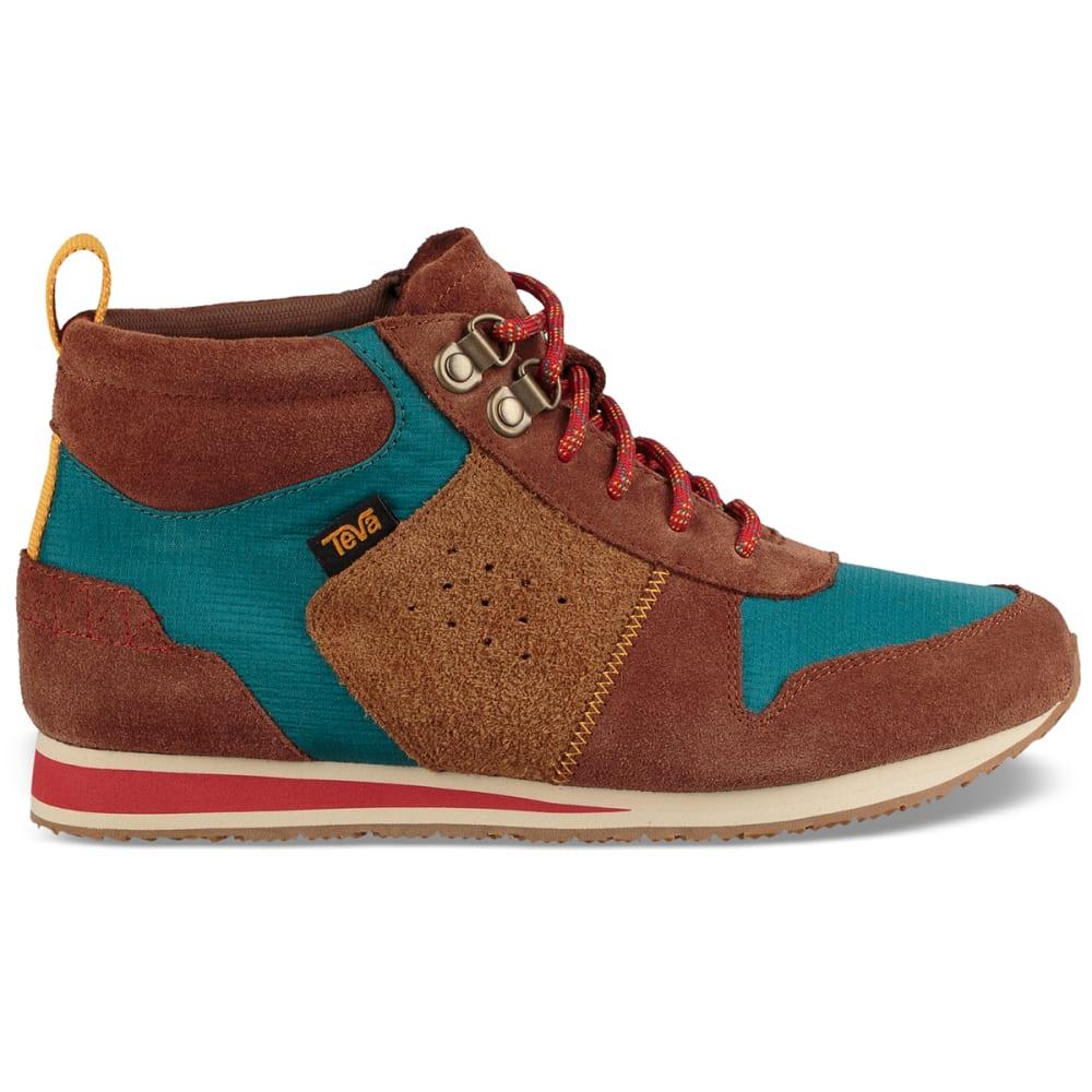 TEVA Women's Highside '84 Sneaker - TORTOISE SHELL-TSHL