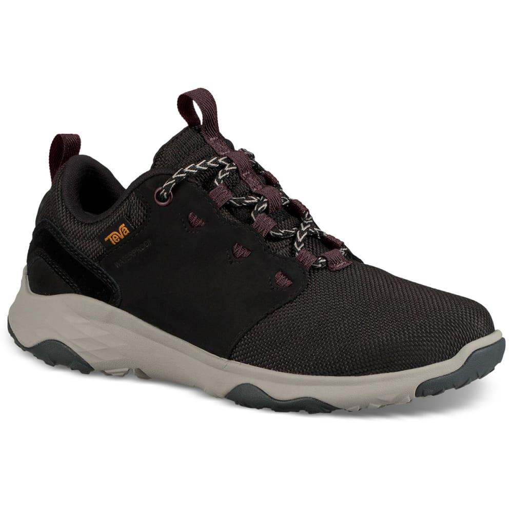 TEVA Women's Arrowood Venture Waterproof Shoe - BLACK-BLK