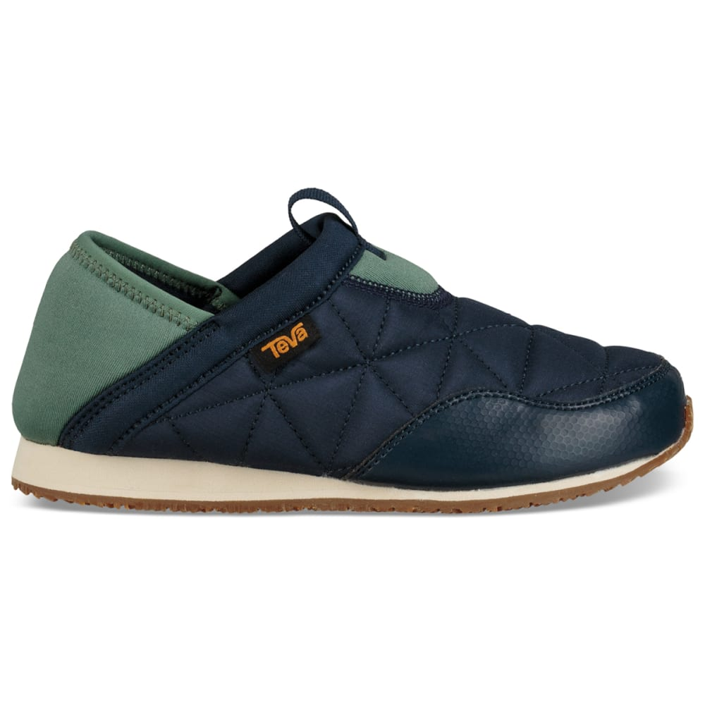 TEVA Boys' Ember Moc Shoes - DK DENIM-DKDN