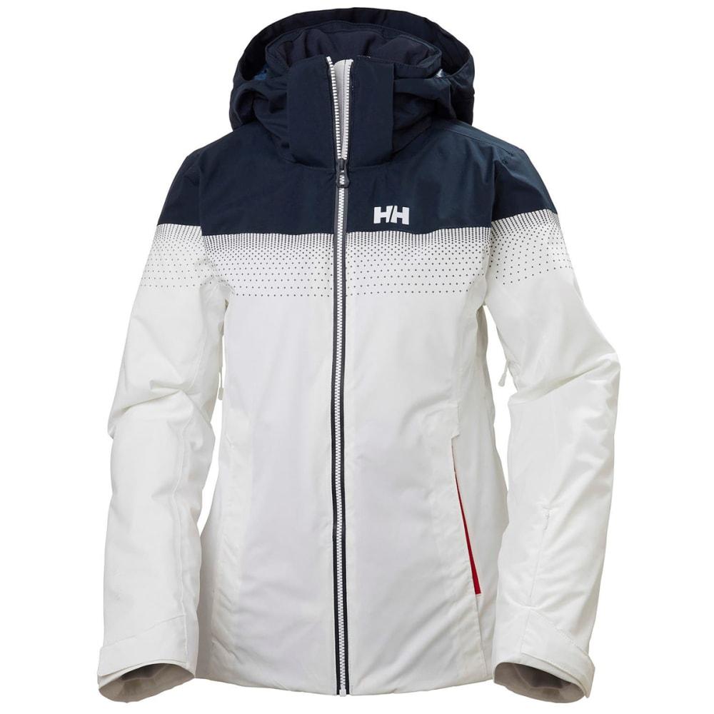 HELLY HANSEN Women's Motionista Lifaloft Jacket - WHITE 001