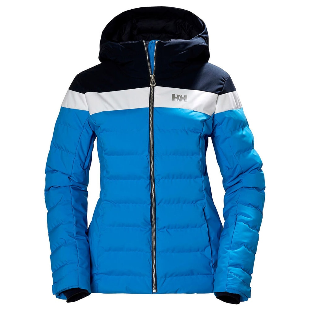 HELLY HANSEN Women's Imperial Puffy Jacket - BLUBELL 628