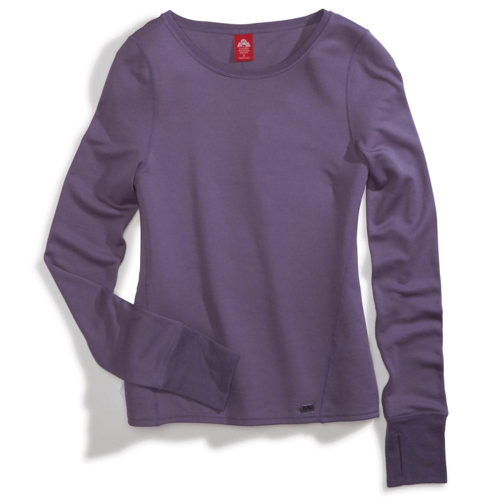 EMS Women's Long-Sleeve Traveler Shirt - GRAY RIDGE