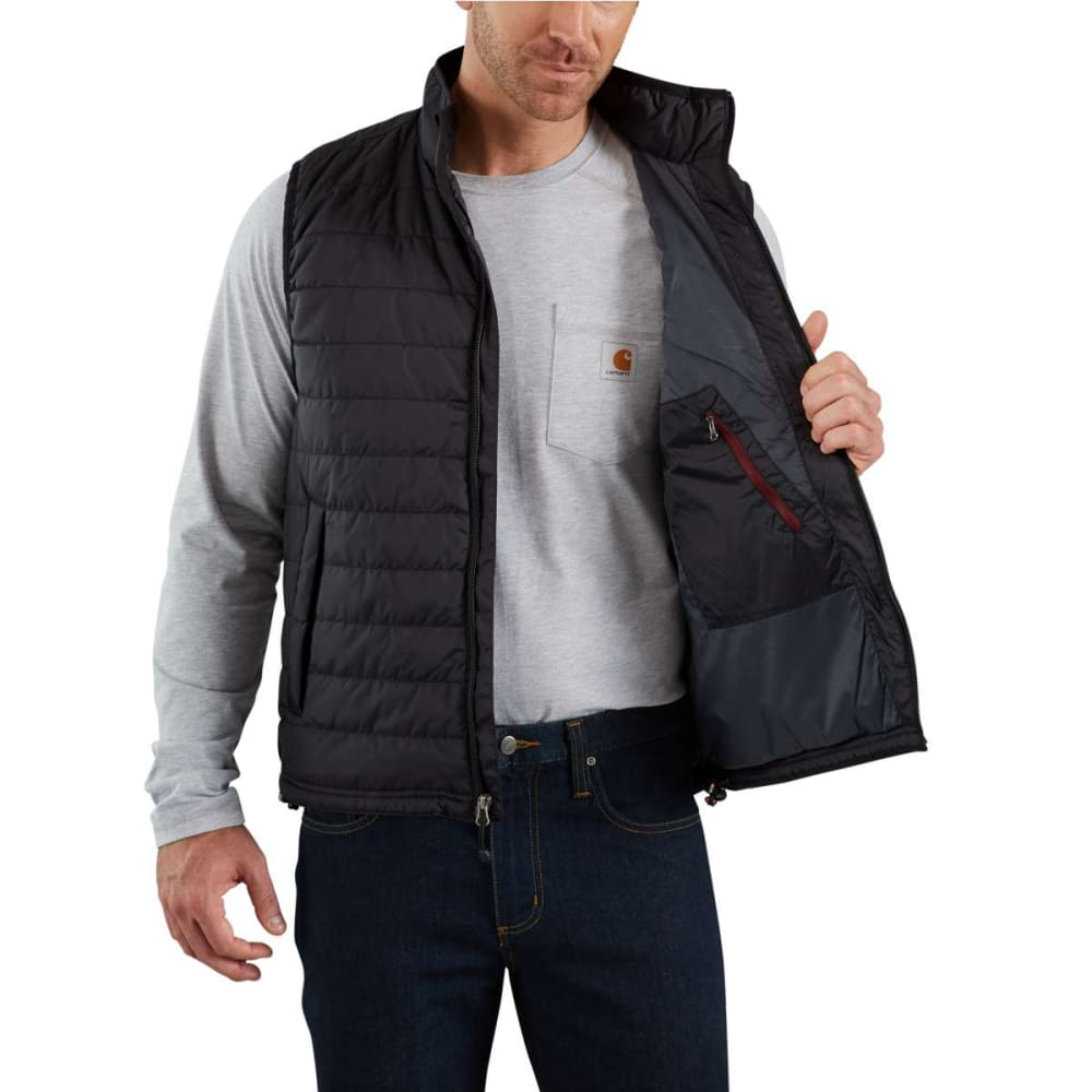 CARHARTT Men's Gilliam Vest - 001 BLACK