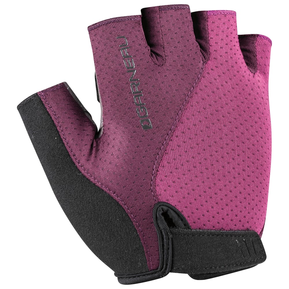 LOUIS GARNEAU Women's Air Gel Ultra Cycling Gloves - MAGENTA PURPLE