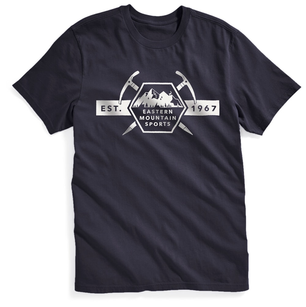 EMS Men's Mattok Axe Short-Sleeve Graphic Tee - PERISCOPE