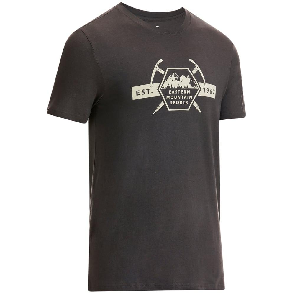 EMS Men's Mattok Axe Short-Sleeve Graphic Tee M