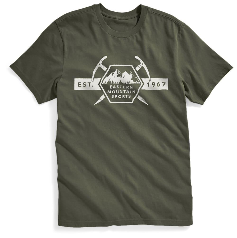 EMS Men's Mattok Axe Short-Sleeve Graphic Tee S