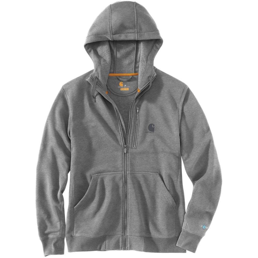 CARHARTT Men's Force Delmont Graphic Full-Zip Hooded Sweatshirt M