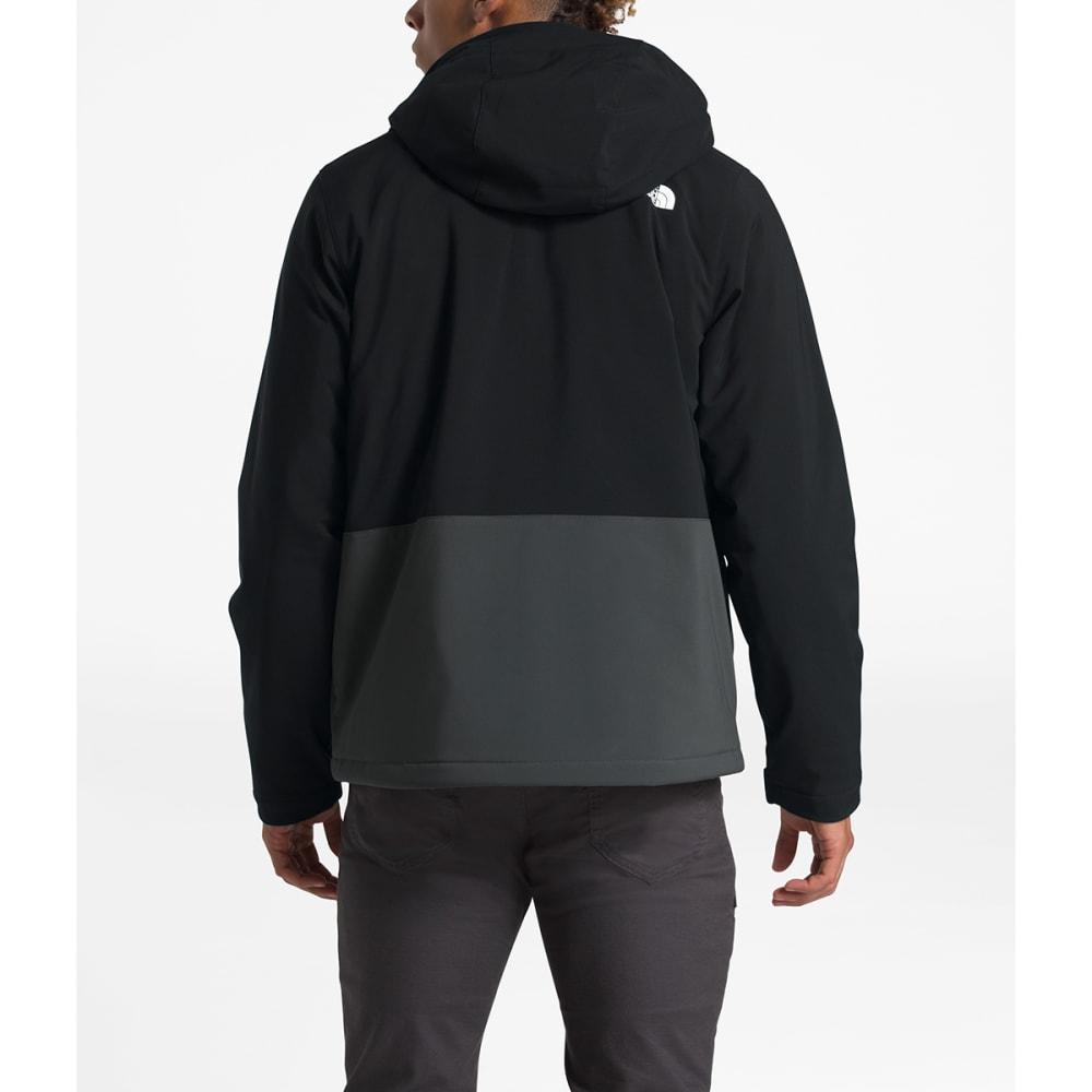 THE NORTH FACE Men's Apex Elevation Jacket - KT0 TNF BLACK ASPHAL