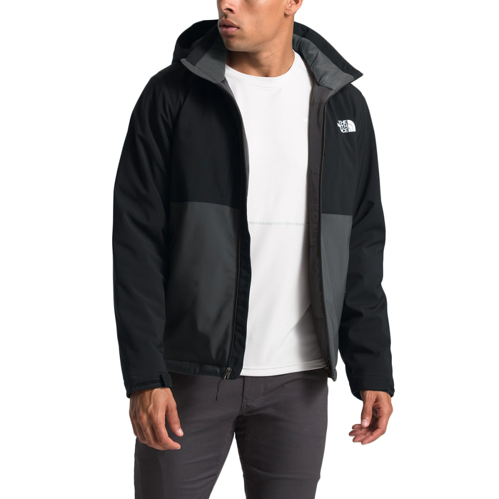 THE NORTH FACE Men's Apex Elevation Jacket - KT0 TNF BLACK ASPHAL