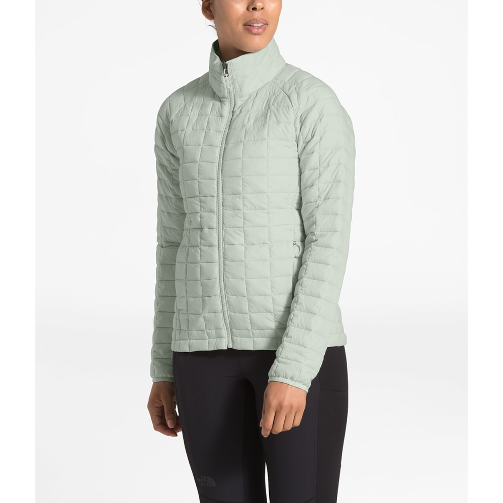 THE NORTH FACE Women's Thermoball Triclimate Jacket - DYX LIGHT GREY HTR