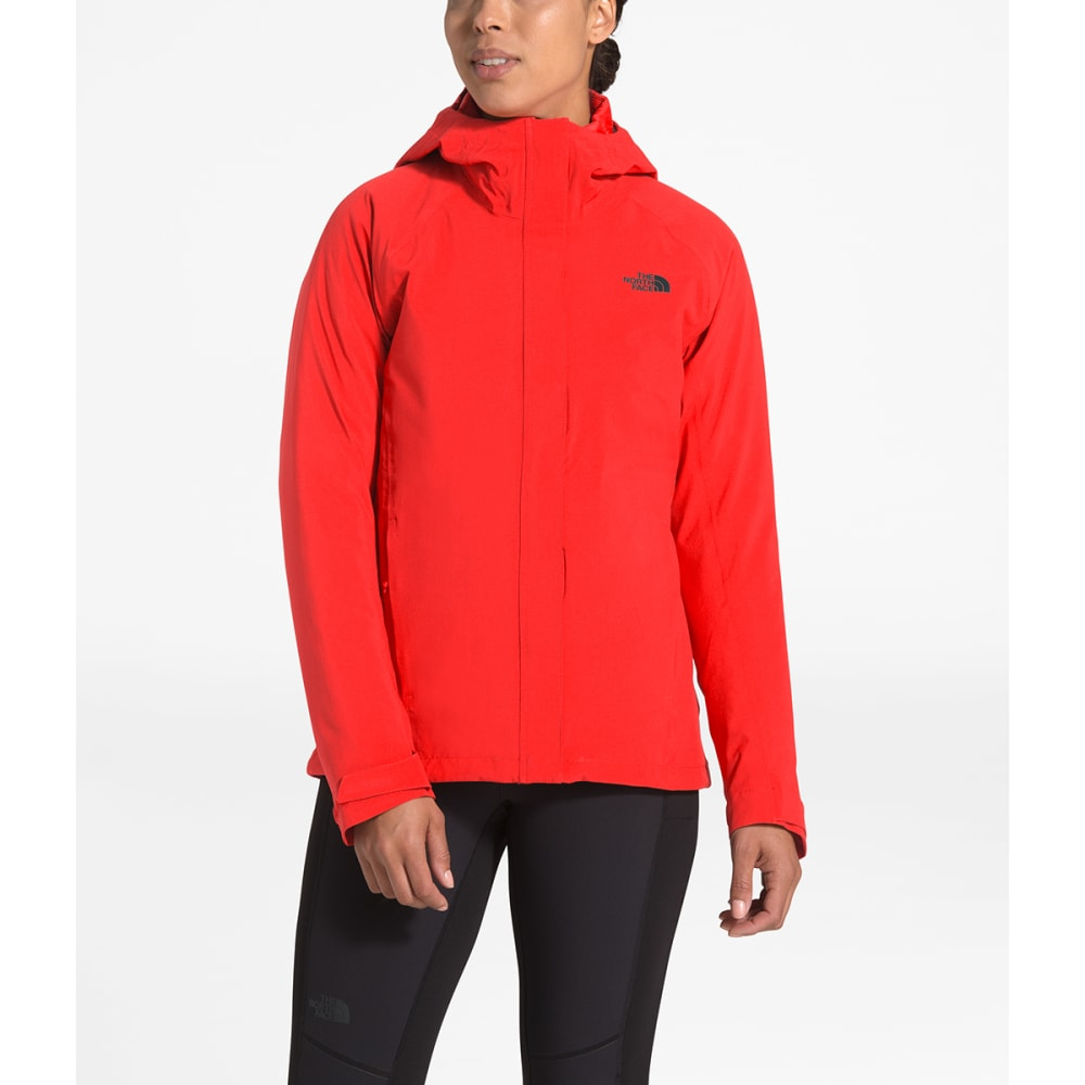 THE NORTH FACE Women's Thermoball Triclimate Jacket - 15Q FIERY RED