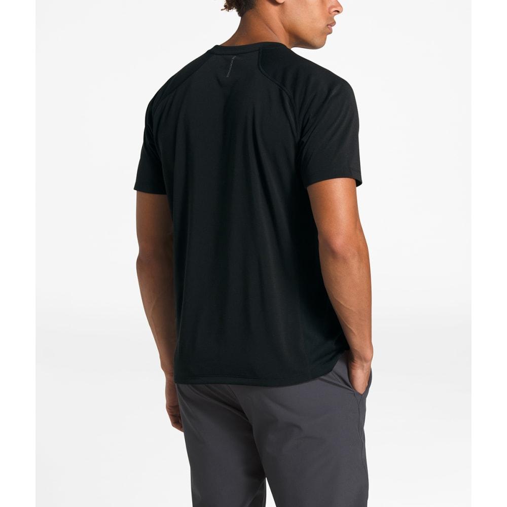 THE NORTH FACE Men's Essential Short-Sleeve Tee - JK3 TNF BLACK