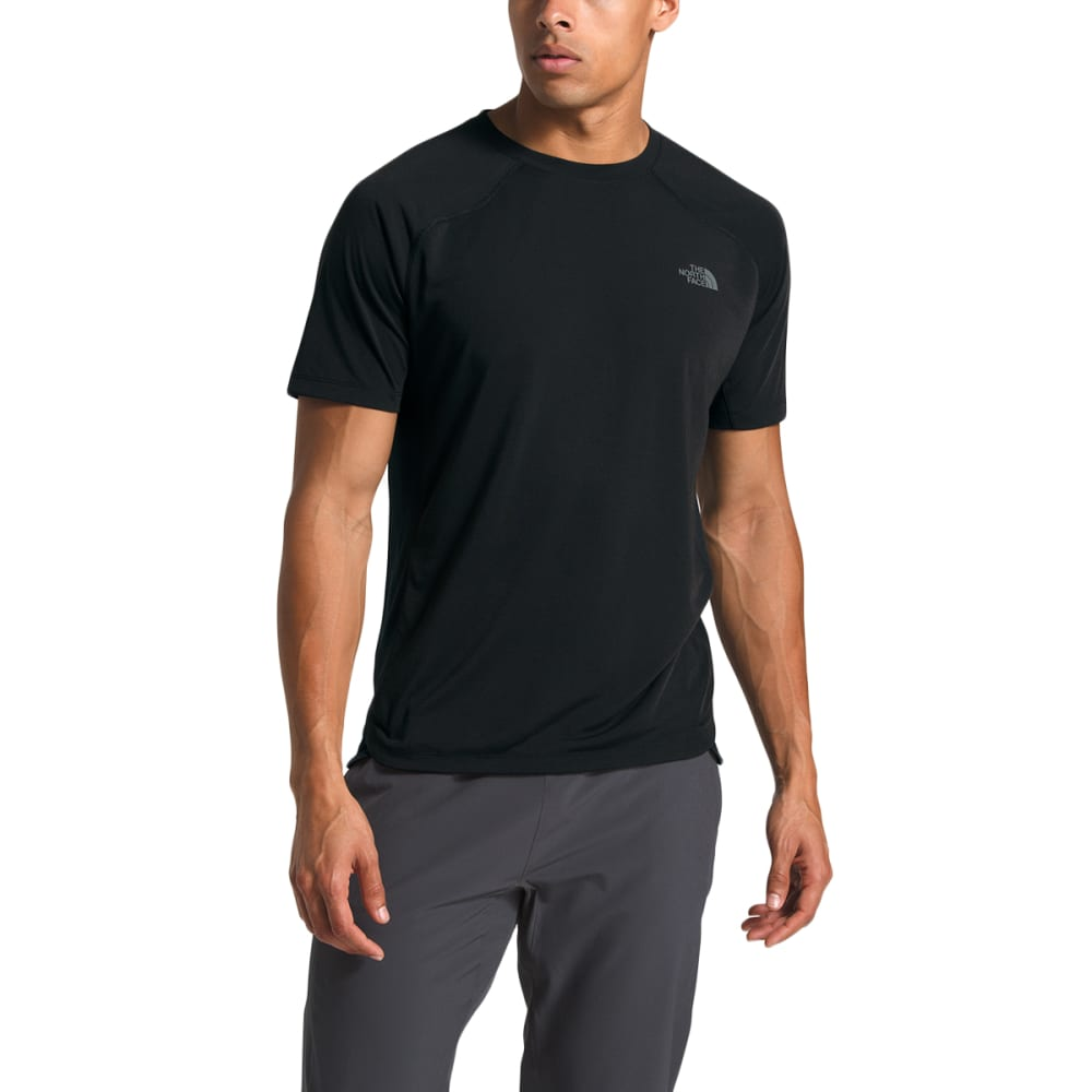 THE NORTH FACE Men's Essential Short-Sleeve Tee - JK3 TNF BLACK
