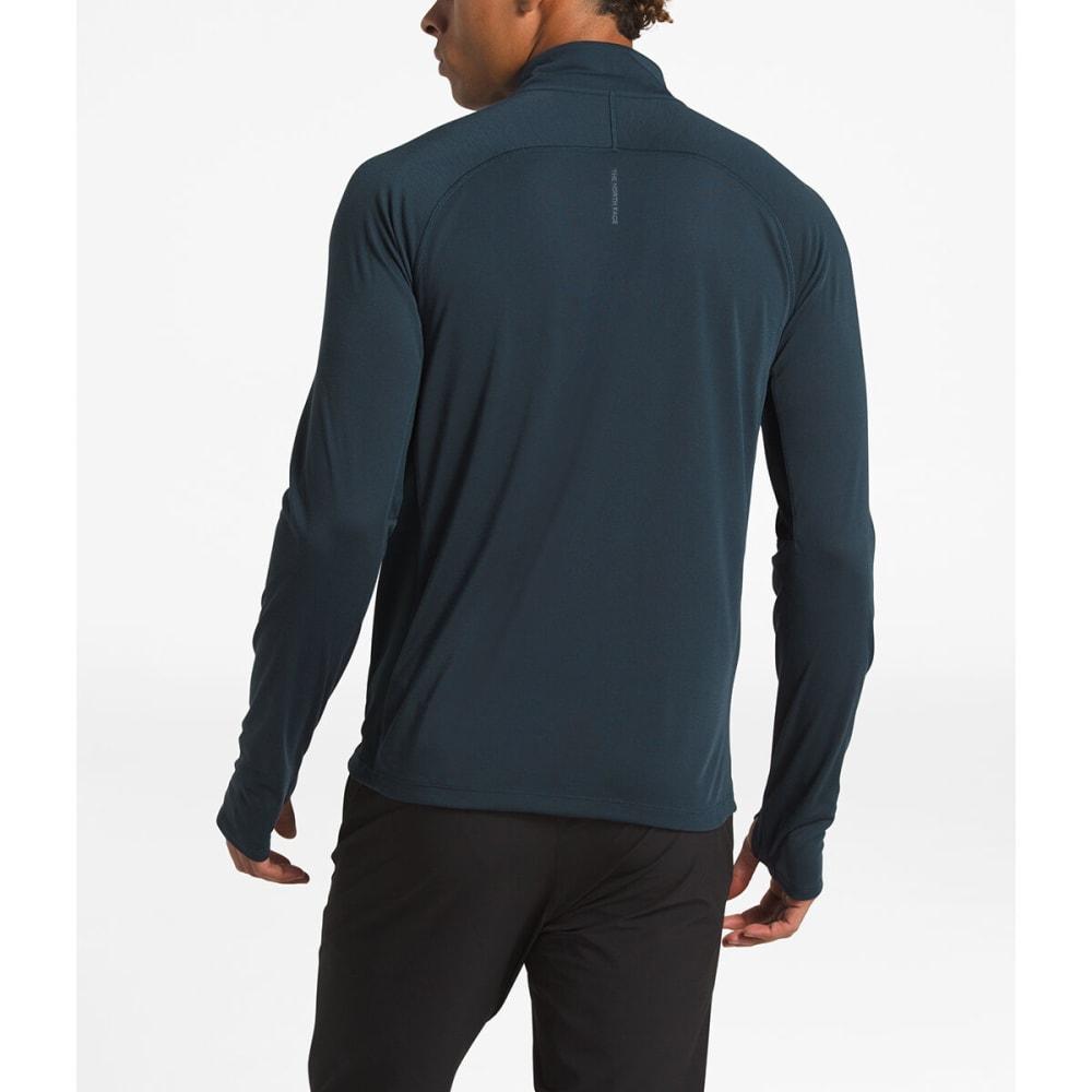 THE NORTH FACE Men's Essential 1/4-Zip Pullover - H2G URBAN NAVY