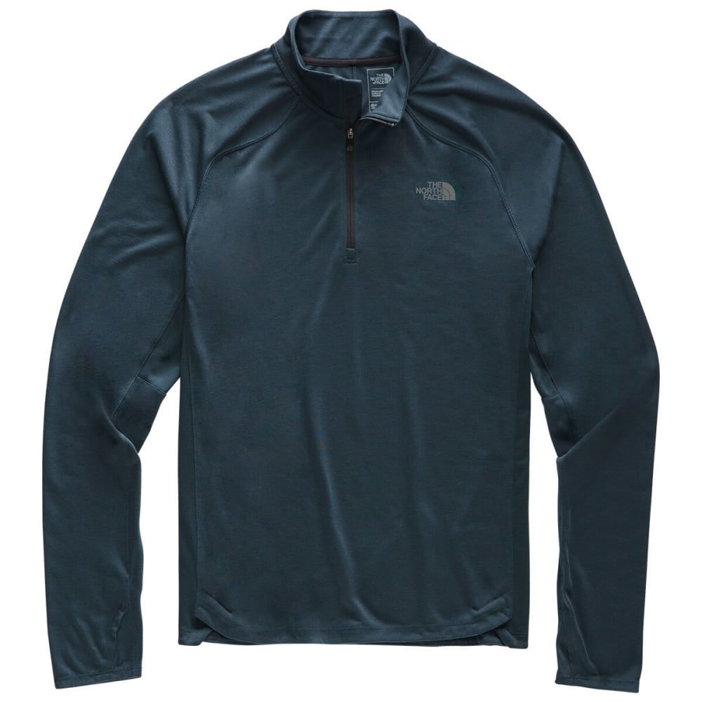 THE NORTH FACE Men's Essential 1/4-Zip Pullover - H2G URBAN NAVY