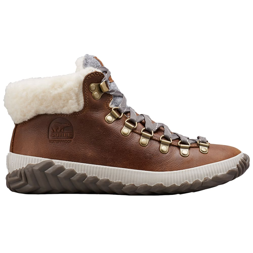 SOREL Women's Out and About Plus Conquest Boot 9