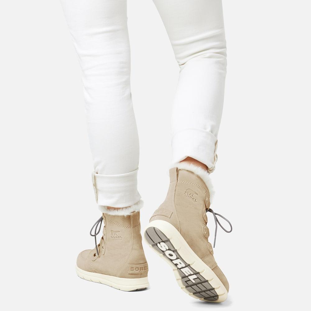 SOREL Women's Explorer Joan Boot - ANCIENT FOSSIL-271