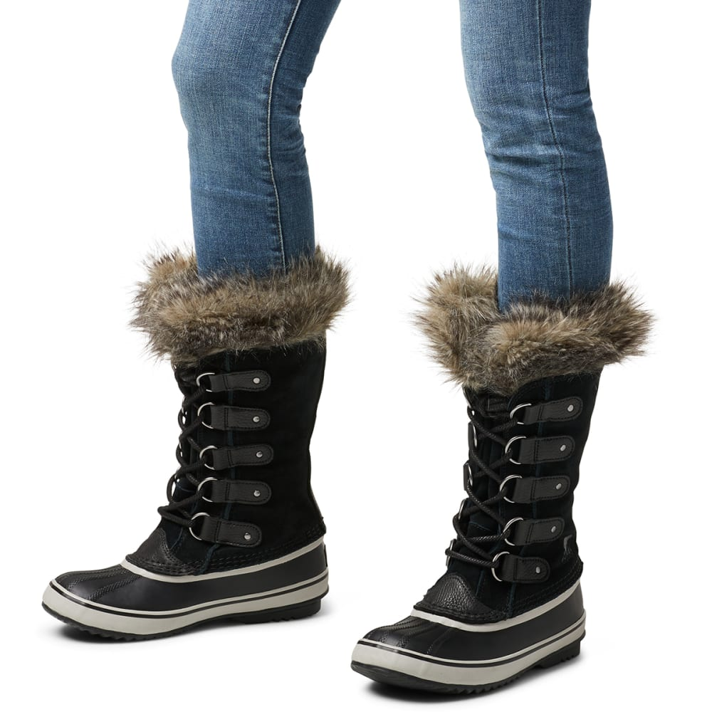 SOREL Womens Joan of Arctic Boot - BLACK-010
