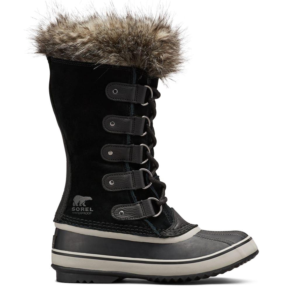 SOREL Womens Joan of Arctic Boot - BLACK-010