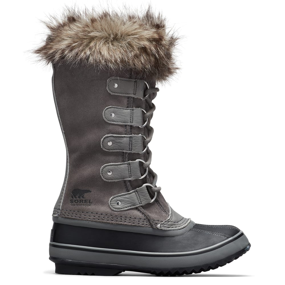 SOREL Womens Joan of Arctic Boot - QUARRY-052