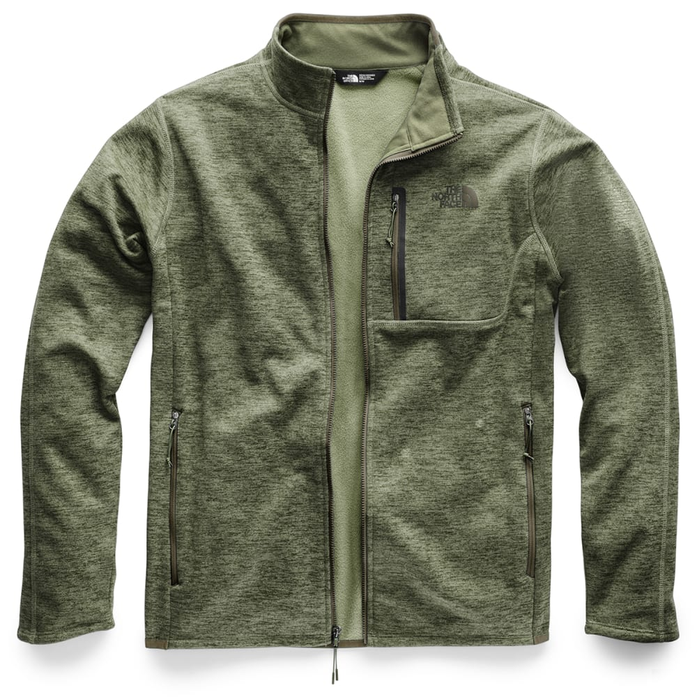 THE NORTH FACE Men's Canyonland Full-Zip Jacket - 1LR-FOURLEAFCLOVER