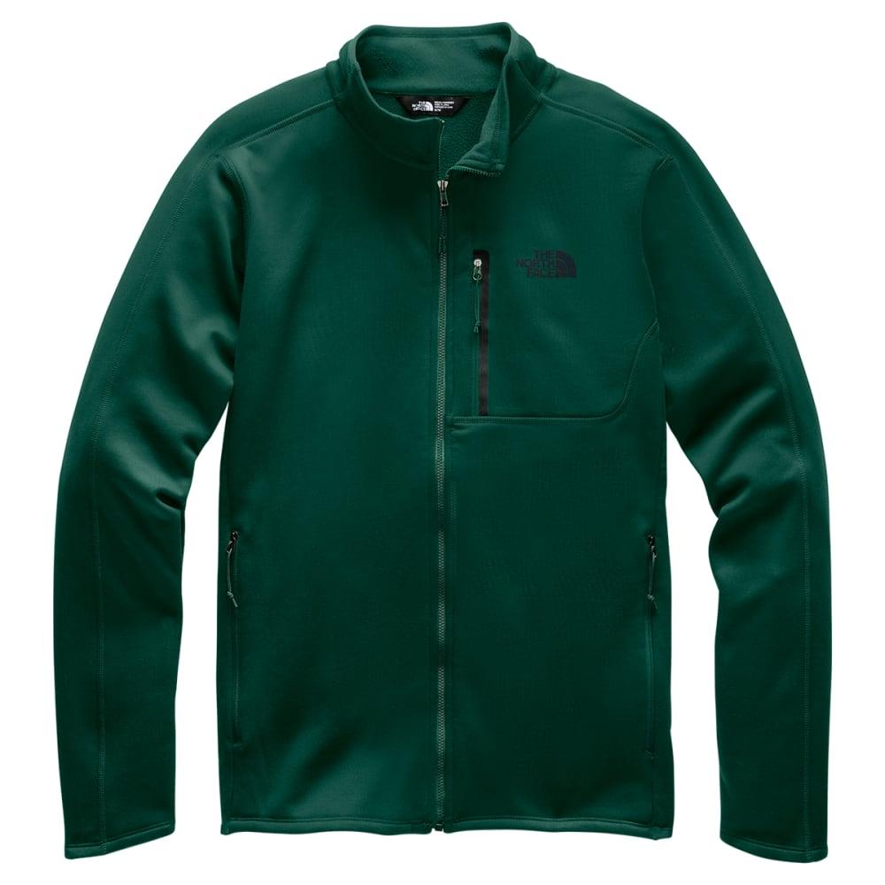THE NORTH FACE Men's Canyonland Full-Zip Jacket - N3P- NIGHT GREEN