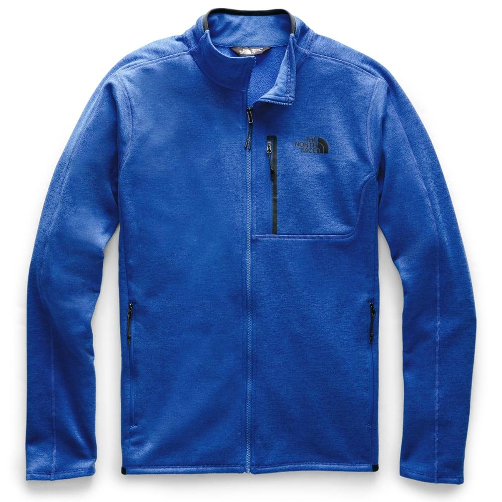 THE NORTH FACE Men's Canyonland Full-Zip Jacket - DW4 TNF BLUE HEATHR