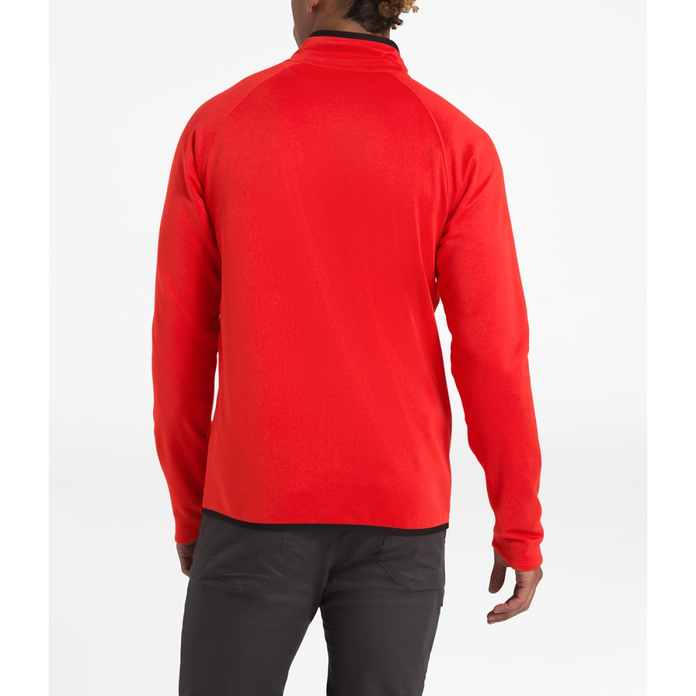 THE NORTH FACE Men's Canyonland Full-Zip Jacket - 15Q-FIERY RED