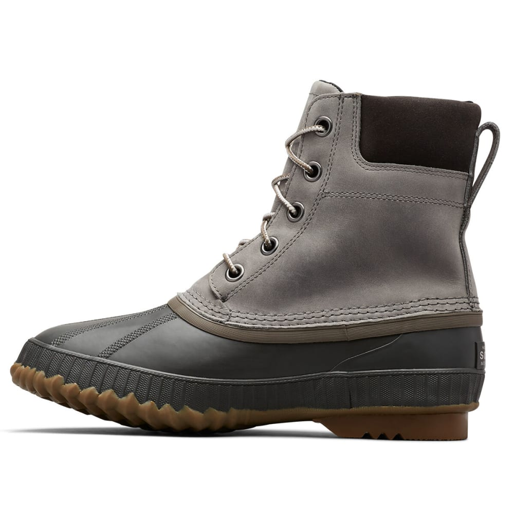 SOREL Men's Cheyanne 2 Lace Duck Boot - QUARRY-052