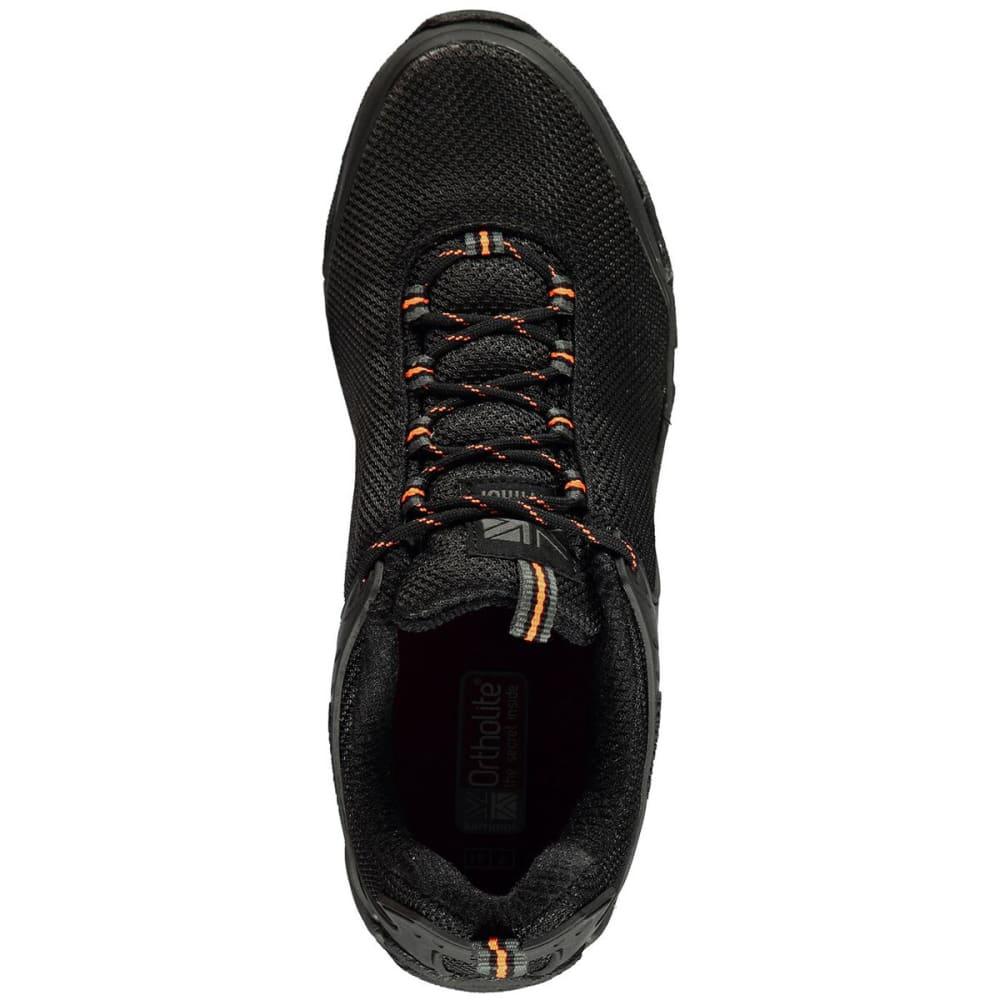 KARRIMOR Men's Newton Walking Shoes - BLACK