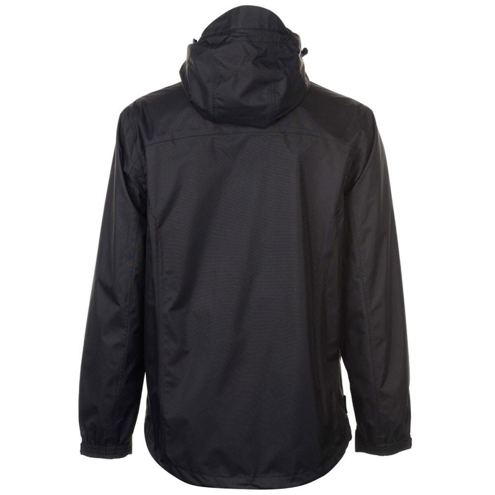 GELERT Men's Horizon Jacket - Blk/Gelert Blue