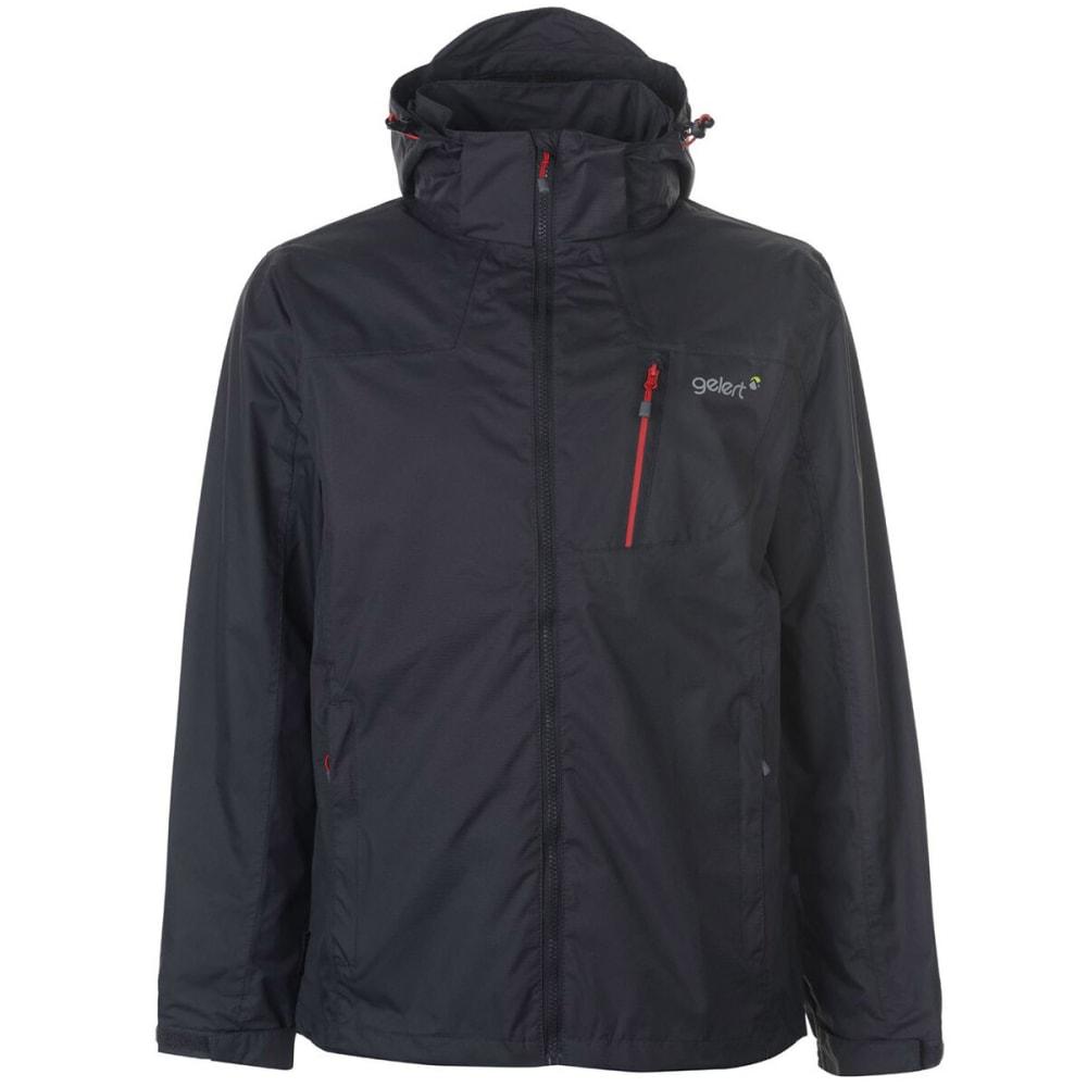 GELERT Men's Horizon Jacket - Char/Gelert Red