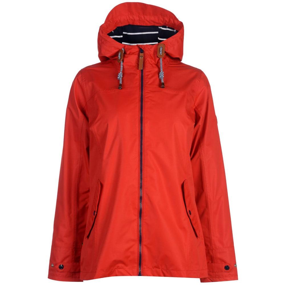 GELERT Women's Coast Waterproof Jackets - Gelert Red 2