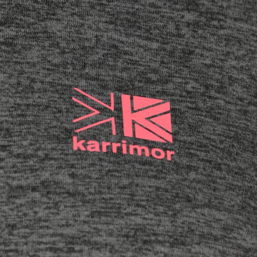 KARRIMOR Women's XLite MI Long-Sleeve Tee - Light Grey Marl