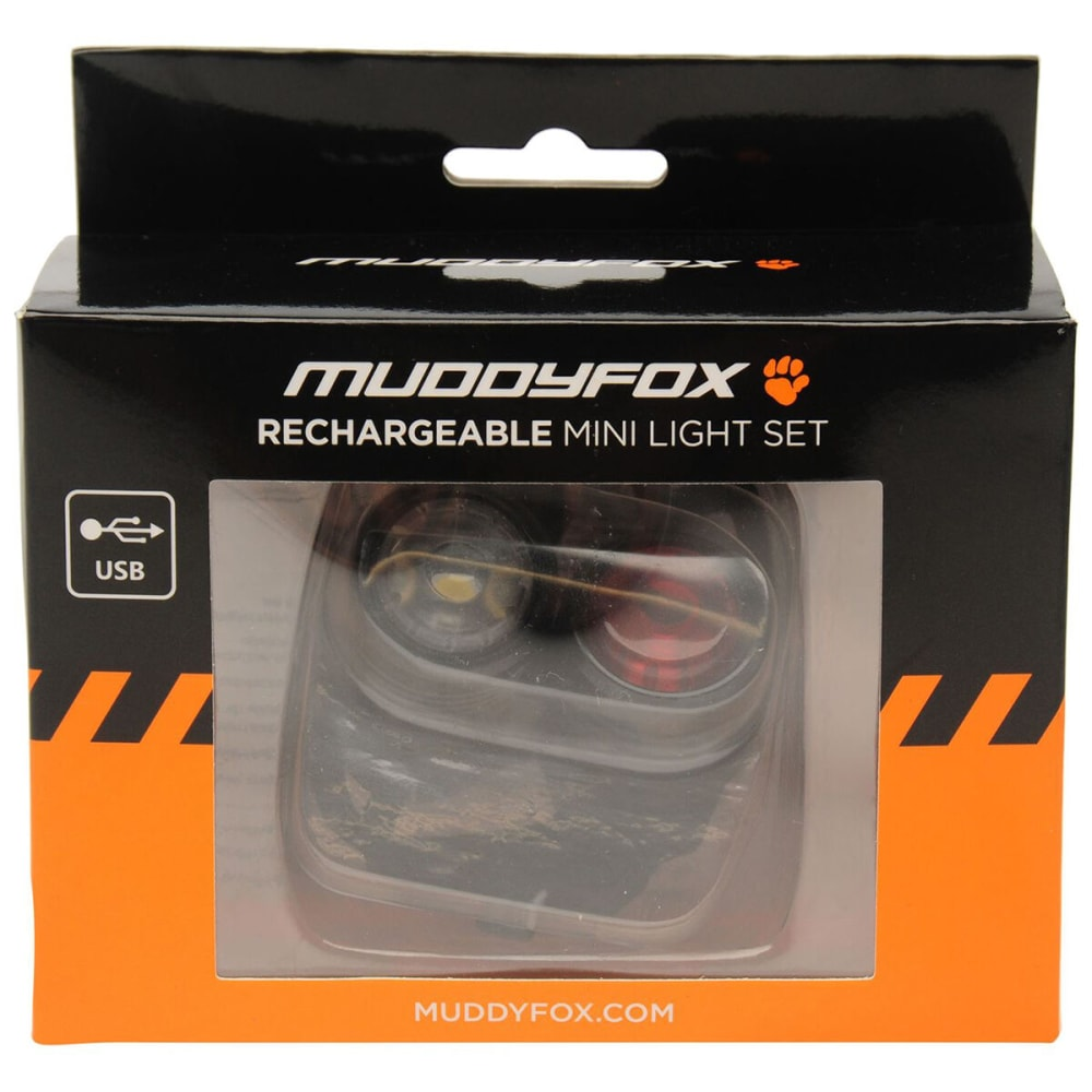 MUDDYFOX Mini Rechargable Lights ONESIZE