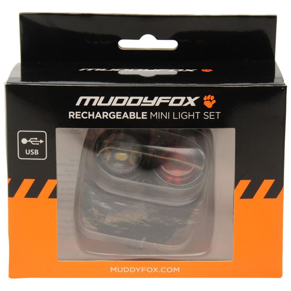 MUDDYFOX Mini Rechargable Lights - BLACK