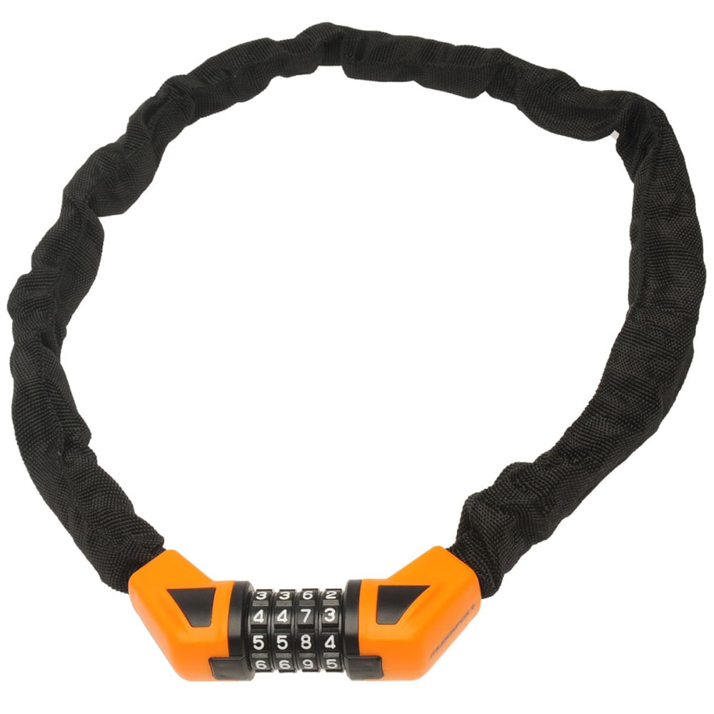 MUDDY FOX Chain Combination Lock - BLACK