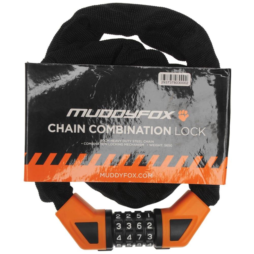 MUDDY FOX Chain Combination Lock ONESIZE