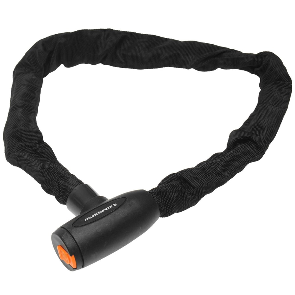 MUDDY FOX Chain Key Lock - BLACK