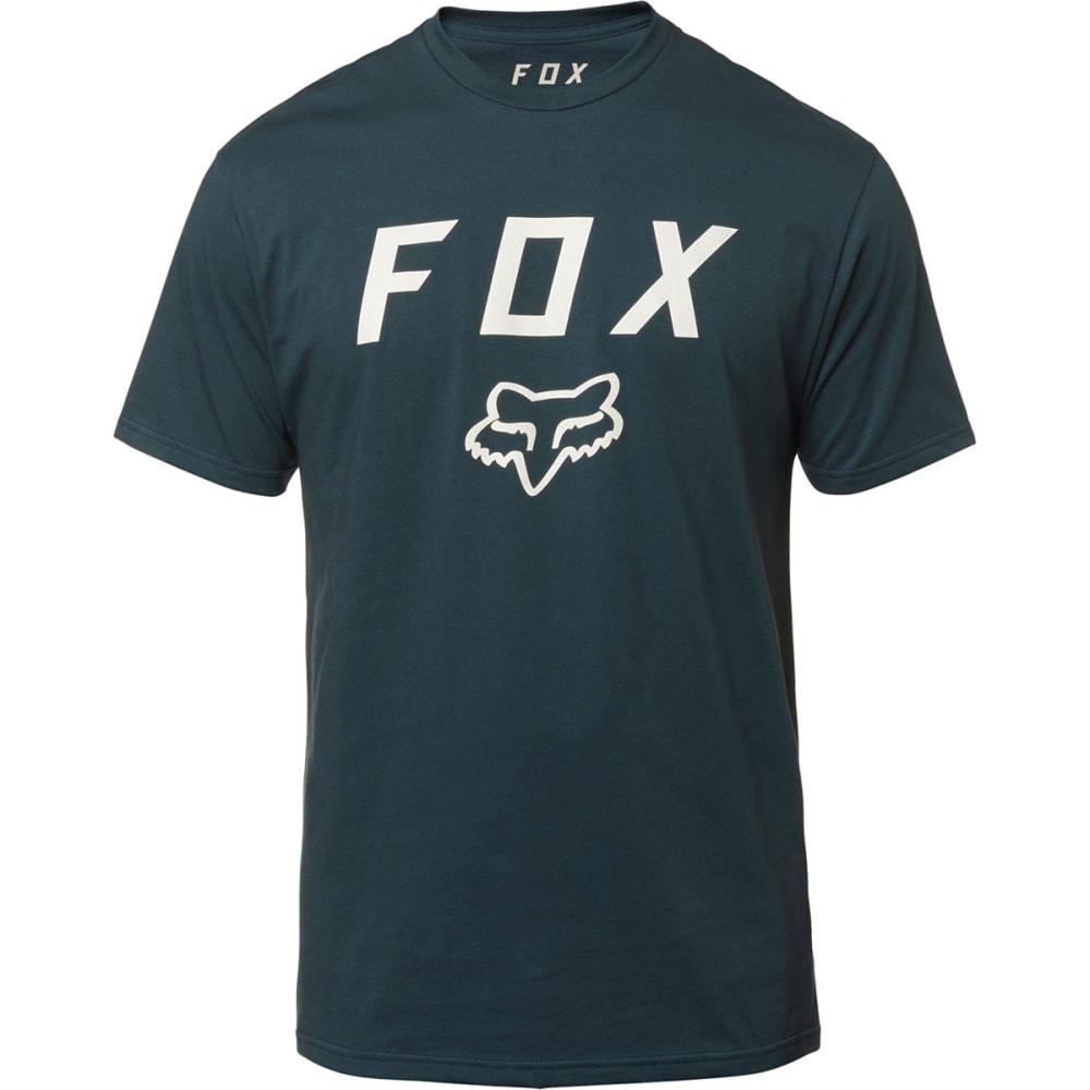 FOX Men's Legacy Moth Short-Sleeve Tee - 007 NAVY