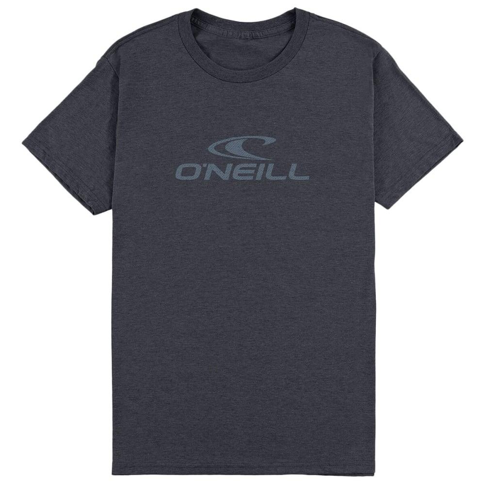 O'NEILL Men's Supreme Short-Sleeve Tee - NAVY HEATHER