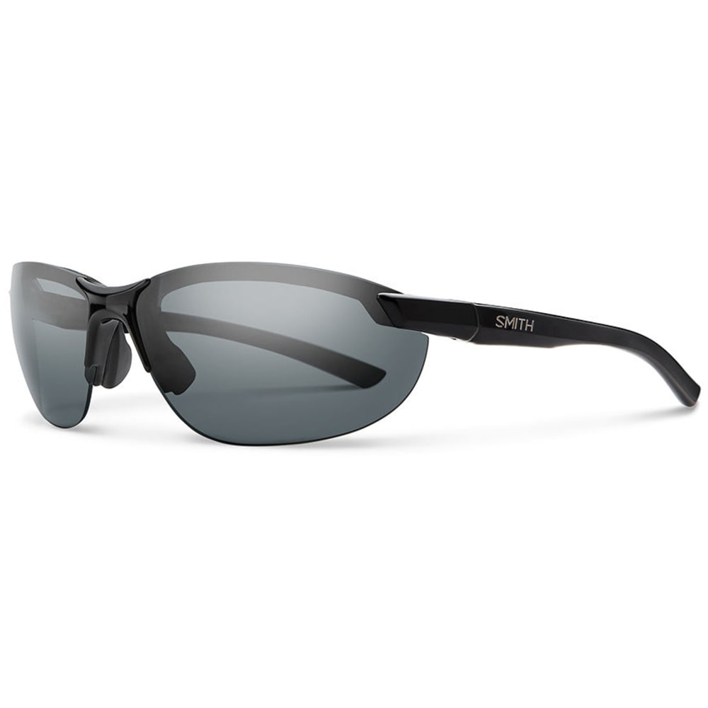 SMITH Parallel 2 Polarized Sunglasses - BLACK/POLARIZED GREY