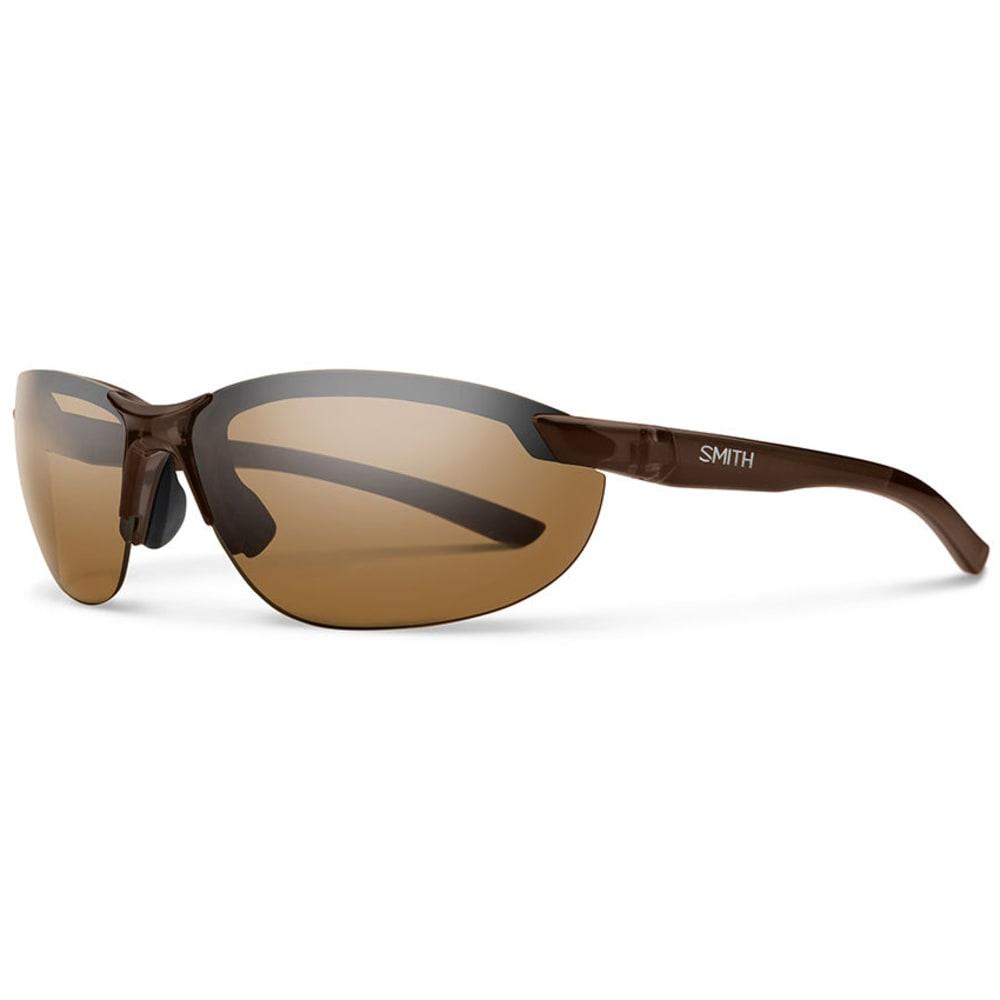 SMITH Parallel 2 Polarized Sunglasses - BROWN/POLARIZED BRWN