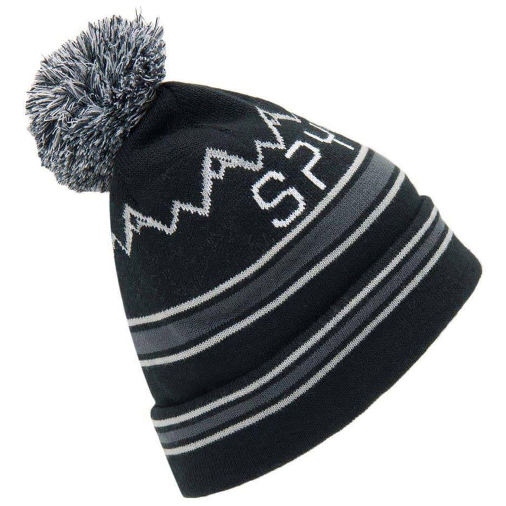 SPYDER Men's Icebox Hat - BLACK 001